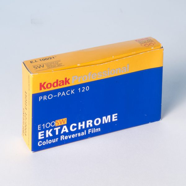 Kodak Ektachrome 100SW